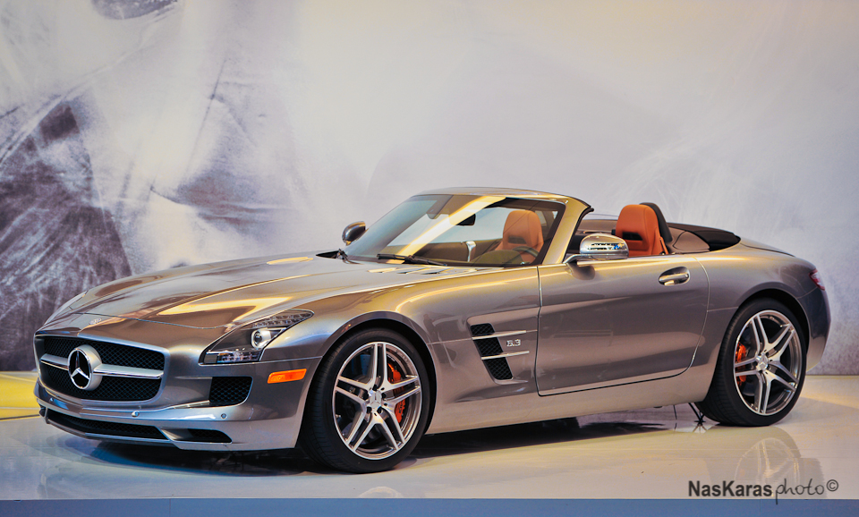 Fashion Week Man-Stuff Preview  Mercedes-Benz SLS AMG ConvertibleMercedes Sls Amg Convertible